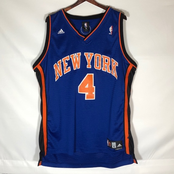 low priced d019d 0a5bc Adidas New York Knick's Nate Robinson Jersey XL